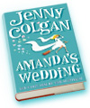 Amanda's wedding by Jenny Colgan book cover
