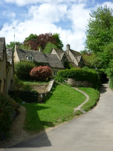 Arlington Row Cottages, Bibury, Cotswolds