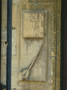 Detail, The Old School House, Chipping Camden, Cotswolds