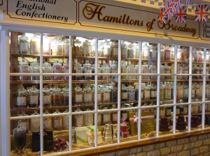 Hamiltons of Broadway Sweet Shop, Cotswolds