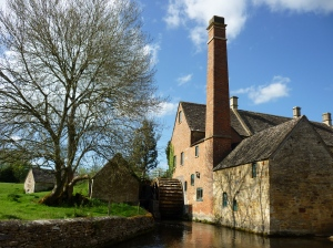 The Old Mill at Lower Slaughter