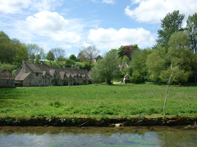 Rack Isle and Arlington Row, Bibury, Cotswolds
