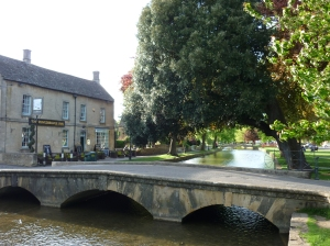 The Kingsbridge Inn, Bourton on the Water, Cotswolds