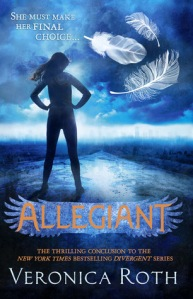 Allegiant Divergent 3 by Veronica Roth