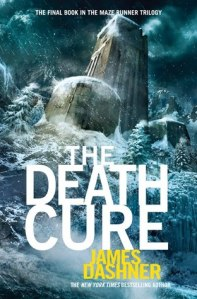 The Death Cure by James Dashner book cover
