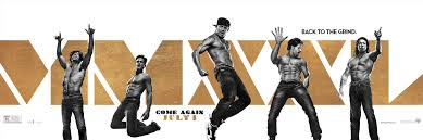 Magic Mike XXL film poster