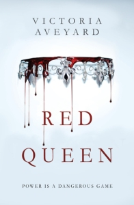 Red Queen by Victoria Aveyard by book cover