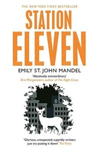 Station Eleven by Emily St John Mandel book cover