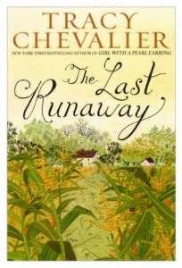 The Last Runaway Tracy Chevalier book cover