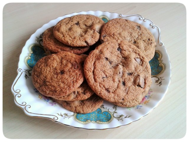 Choc Chip Cookies 2