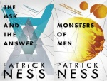 Chaos Walking 2 and 3 by patrick ness