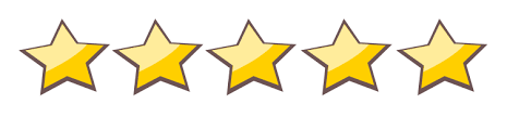 5 stars rating system