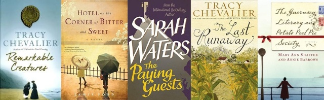 Historical fiction roundup