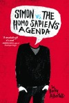 Simon vs the Homo Sapiens Agenda by Becky Albertalli book cover