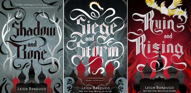 The Grisha Trilogy by Leigh Bardugo