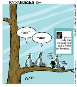 Twitter Cartoon funny