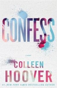Confess by Colleen Hoover book cover