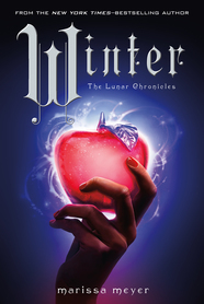 Winter by Marissa Meyer Lunar Chronicles four