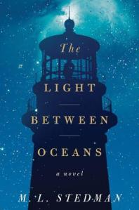 The Light Between Oceans by M.L. Stedman book cover