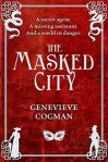 The Masked City by Genevieve Cognman Invisible Library 2 cover