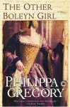 The Other Boleyn Girl by Philippa Gregory book cover