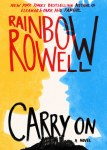 Carry On by Rainbow Rowell book cover