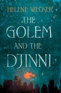 The Golem and the Djinni book cover