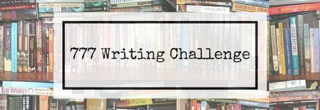 777 Writing challenge featured image