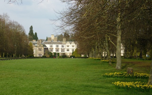 Coombe Abbey hotel and Coombe Country Park near Coventry 1