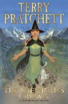 The Shepherd's Crown by Terry Pratchett book cover