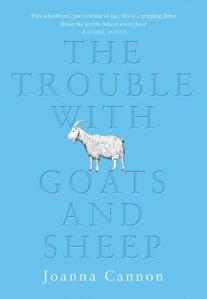The Trouble with Goats and Sheep by Joanna Cannon book cover