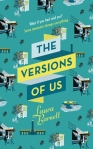 The Versions of Us by Laura Barnett book cover