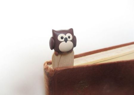 Bookmark owl image