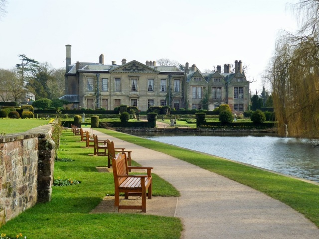 Coombe Abbey hotel and Coombe Country Park near Coventry 2