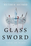 glass sword by victoria aveyard book cover