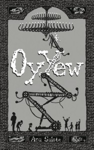 Oy Yew by Ana Salote book cover