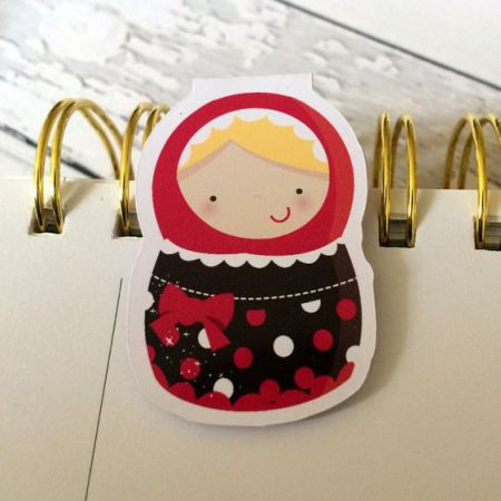 Russian doll bookmark link