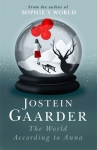 The World According to Anna by Jostein Gaarder book cover