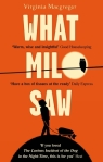 What Milo Saw by Virginia MacGregor book cover