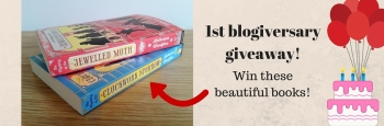 First Blogiversary and giveaway featured image