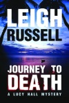 Journey to Death by Leigh Russell book cover