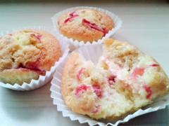 Raspberry ripple cupcakes with raspberry buttercream 3