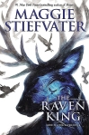 The Raven King by Maggie Stiefvater book cover