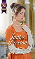 From Wallflower to Countess by Janice Preston book cover