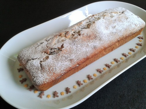 how to make stracciatella cake chocolate chip loaf sponge cake