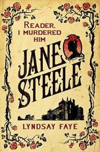 Jane Steele by Lyndsay Faye book cover