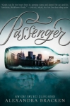 Passenger by Alexandra Bracken book cover