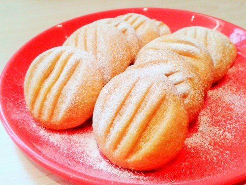 UK recipe melting moments custard powder cookies biscuits recipe