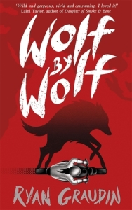 Wolf by Wolf Ryan Graudin book cover