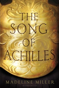 The Song of Achilles by Madeline Miller book cover